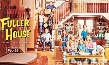 Fuller House: Blast from the past
