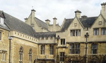 The Oxford of bygone eras