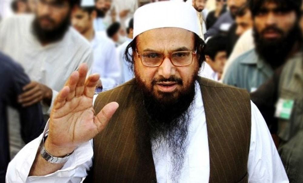 Hafiz Saeed reemerges