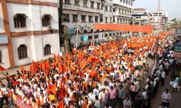 'Celebrating' communalism