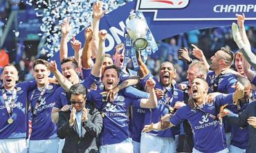 Leicester's fairytale season