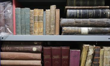 Rare bookstore