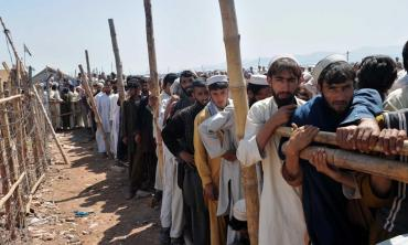 The question of Afghan refugees