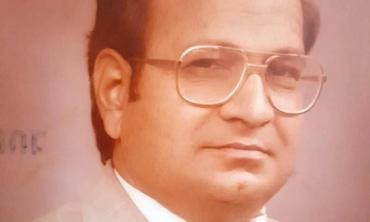 In memory of Prof Waris Mir