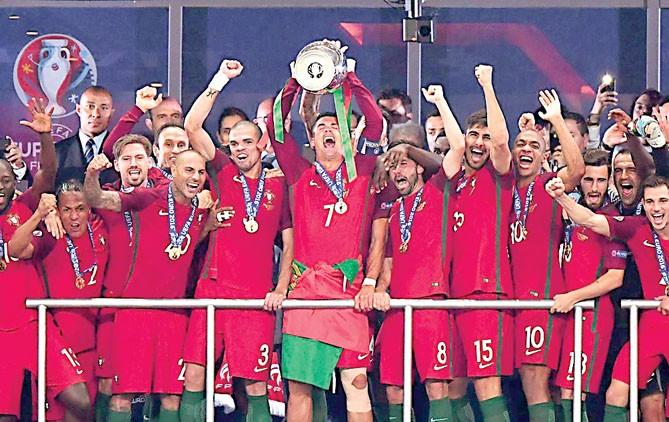 Euro 2016: Tedious, yet productive