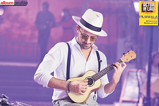 Is there more to the Actor in Law soundtrack than Atif's 'Dil Dancer Hogaya'?