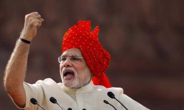 Modi's hegemonic mantra
