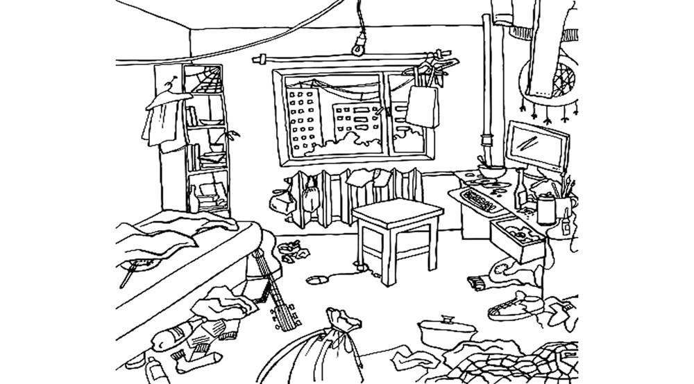 Making sense of clutter