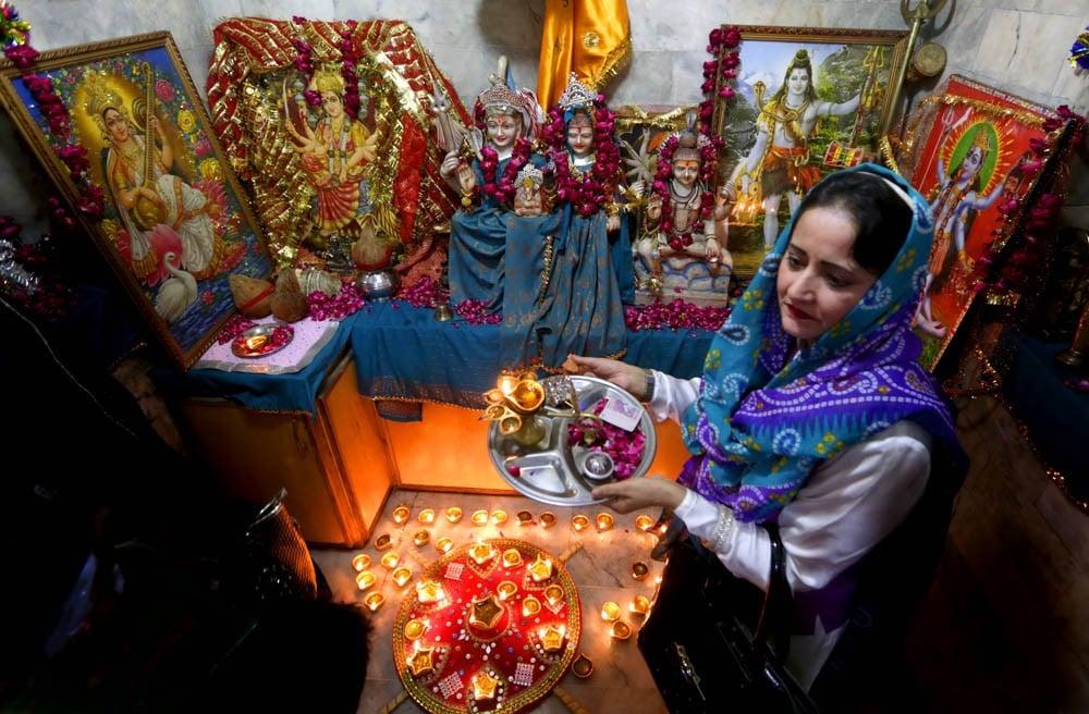 Diwali does it