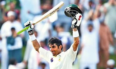 Misbah and the retirement plan