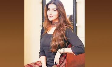 Hareem Farooq's next, Parchi