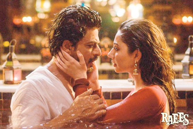 The final cut on Raees