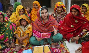 Sindh's outreach