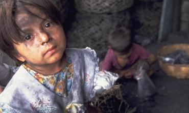 Children of an endangered society