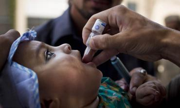 The Polio soldier