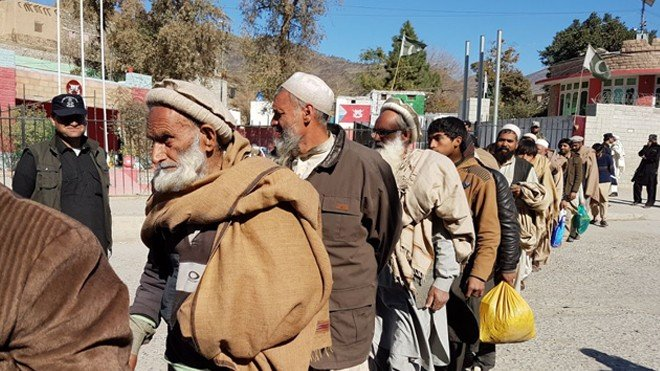 The discriminated Pashtun