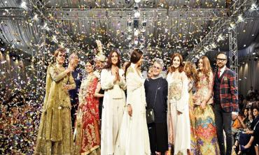 One decade of Fashion Pakistan