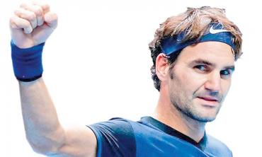 Is Federer the man  to beat again?
