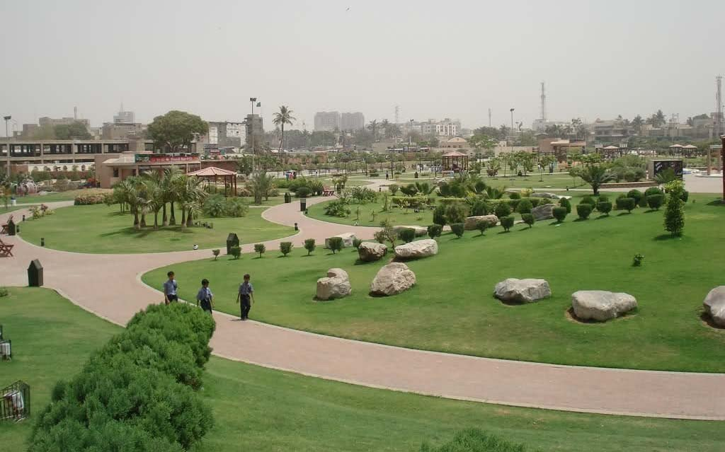 The battle to save the Bagh