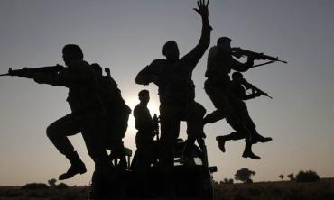 Countering militant narrative