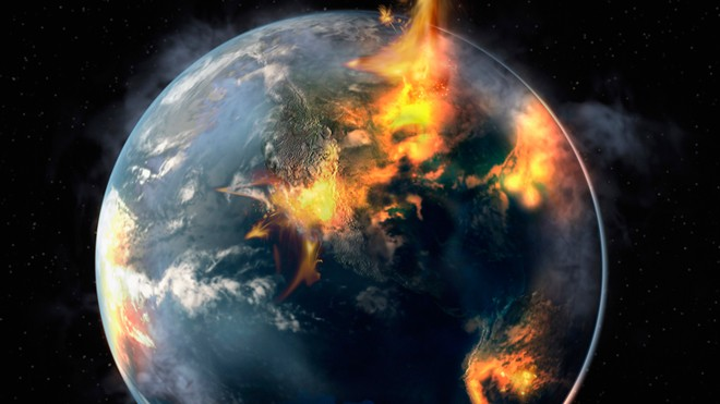 Possibility of another world war?