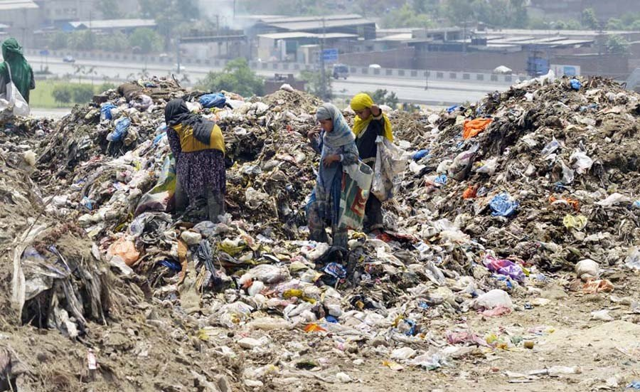 Few takers for landfill site