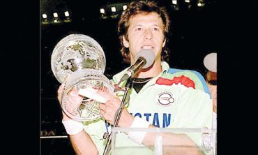 Imran Khan - a true cricket legend?