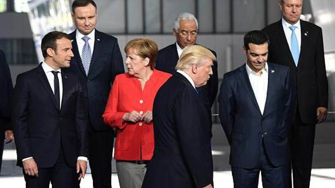 Trump and the alliance