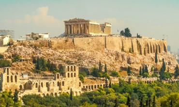 In the lap of Acropolis