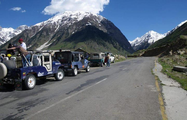Travelling in the age of tour operators