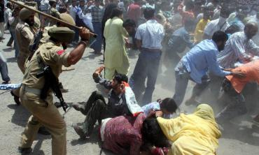 Kashmir and the world's agenda