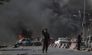 US duality in Afghanistan