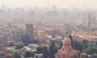 Egypt on foot