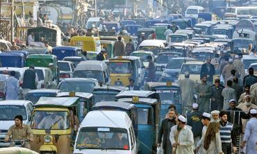 Peshawar Valley: facing unchecked urbanisation