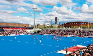 Enthralling hockey throughout