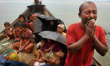 The genocide of Rohingya Muslims