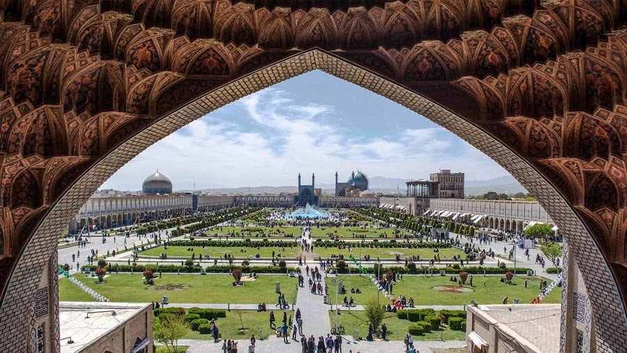 The world of Isfahan