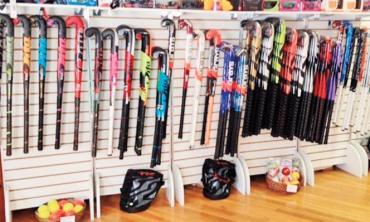 Vanishing hockey sticks