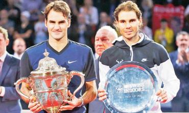 Federer and Nadal: The Fairytale Seasons