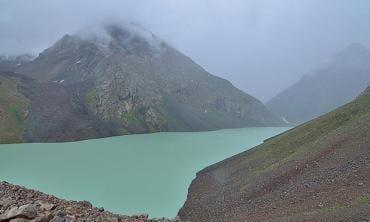 Hidden lakes of Swat