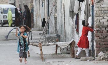 The story of Zainab's hometown