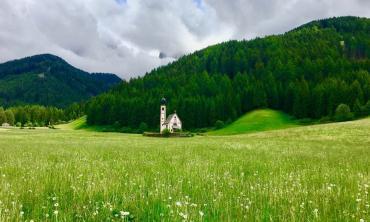 Lost in the Dolomites