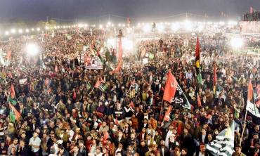 From Liaquat Bagh to Parade Ground