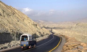 Beijing to Balochistan