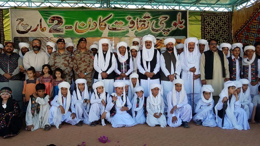 Cultural side of the Baloch