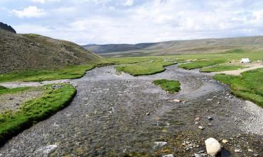 Absolute bliss of Deosai