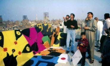 Our childhood is gone. And so is Basant
