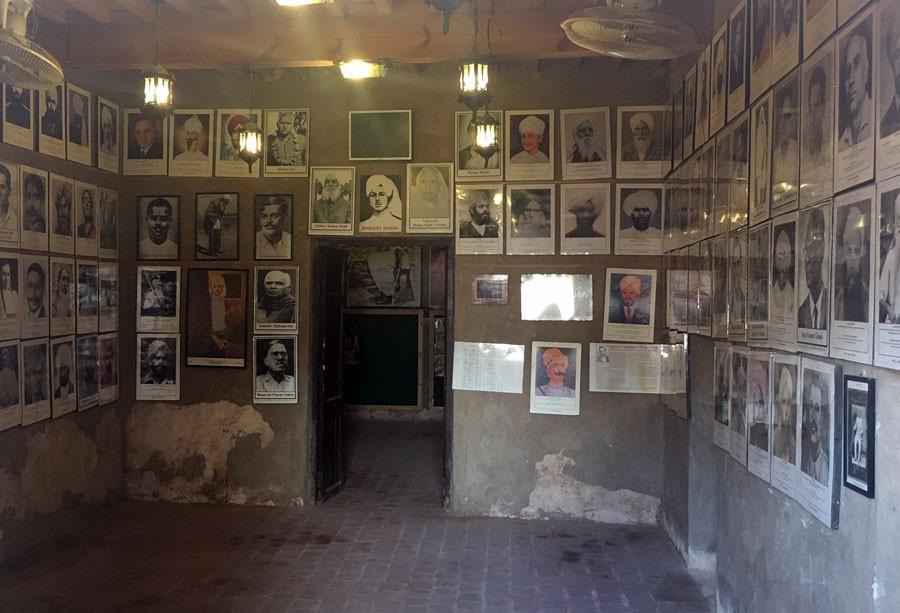 Postcards from Banga