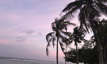 Under the Maldivian sun