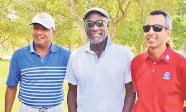 It's showtime for Pakistan golf